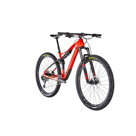 ORBEA Occam TR M30 MTB Fullsuspension rød/sort